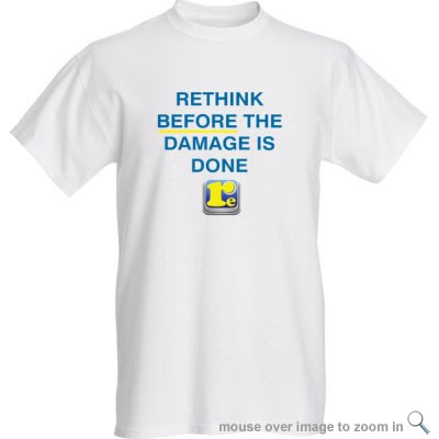 ReThink Men's TShirt
